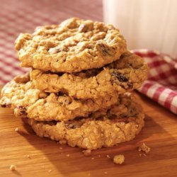 Oatmeal Honey Cookies