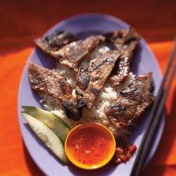 Suon Nuong (Vietnamese Pork Chops)