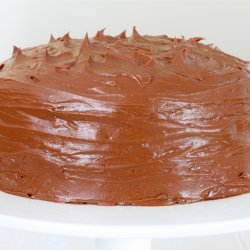 Deliciously Moist Chocolate Cake