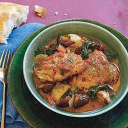 Portuguese Style Chicken One Pot