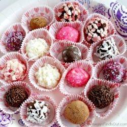 Chocolate Truffles recipe