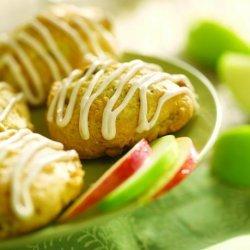 Spiced Apple Drop Cookies
