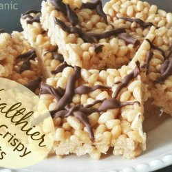 Healthy Crispy Rice Treats