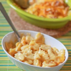 Simply Baked Mac & Cheese