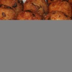 Rice and Potato Balls