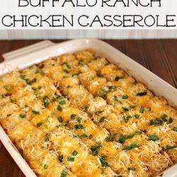 Ranch Chicken Casserole