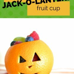 Healthy Orange Cups!
