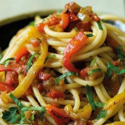Anchovy Spaghetti Sauce