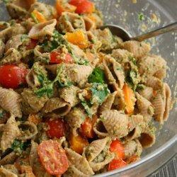 Pasta Puttanesca Salad