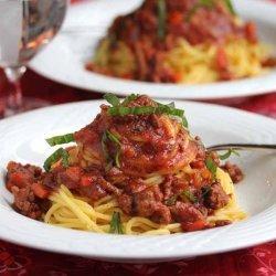 Turkey Pasta Sauce