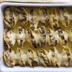 Stuffed Shells with Artichokes