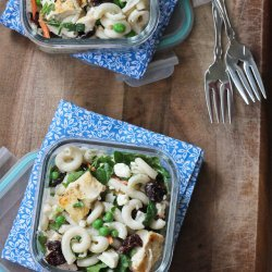 Rd's Chicken and Pasta Salad