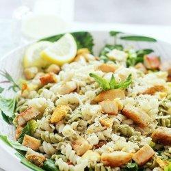 Light Pasta Salad