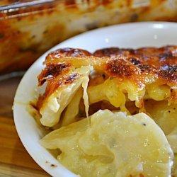 Potato and Artichoke Casserole