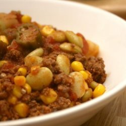 Momma's Vegetable Beef Soup