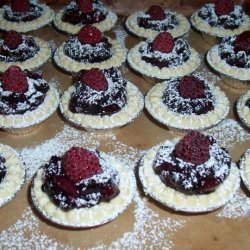 Walnut Berry Tarts