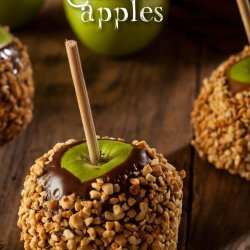 Crockpot Caramel Apples