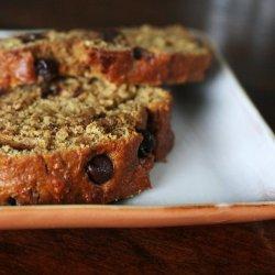 Blueberry Bundt Coffee Cake