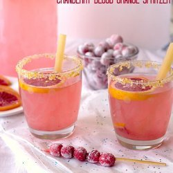 Cranberry-Orange Spritzers