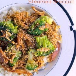 Steamed Teriyaki Chicken