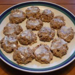 Gluten-Free Carrot Cookies