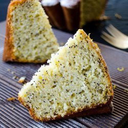 Lemon Poppy Seed Cakes