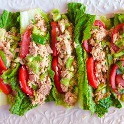 Lettuce-Wrap Salad