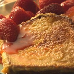 Poached French Toast