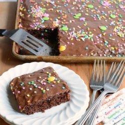 Quick & Easy Chocolate Cake