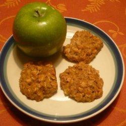 Gluten-Free Butterscotch Apple Cookies