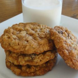(New) Vanishing Oatmeal Raisin Cookies