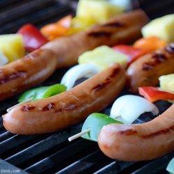 Hawaiian Sausages