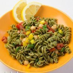 Pasta and Bean Salad
