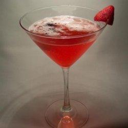A Little Fruity Martini