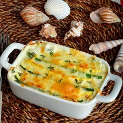 Grilled Summer Vegetable Lasagna