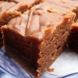 Chocolate-Peanut Butter Fudge