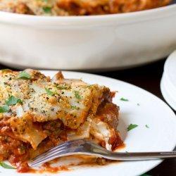 Spicy Sausage Lasagna