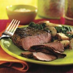 Chili Marinated Steak