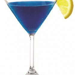 Royal Blue Cocktail