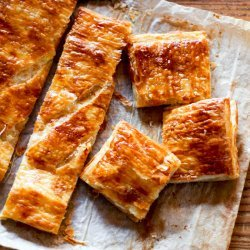 Cheese Puff Pastries