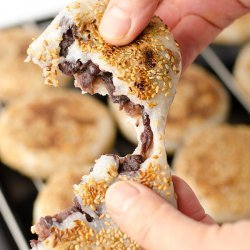 Red Bean and Rice Cakes