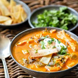 Chicken Chile Tortilla Soup