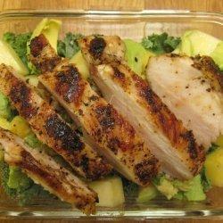 Cuban Grilled Chicken Salad