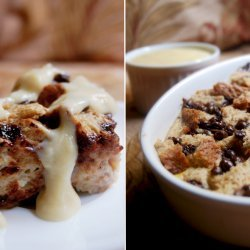 Nutella Bread Pudding (Slow Cooker)