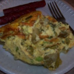 Figure Friendly Omelet for 2