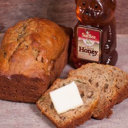 Zucchini Honey Bread