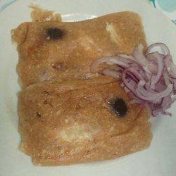 Peruvian Tamales Criollos
