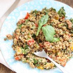 Lentils Quinoa