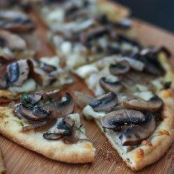 Grilled Portabella Mushroom recipe