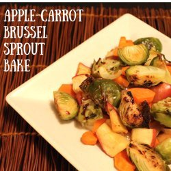 Brussel Sprouts with Carrots